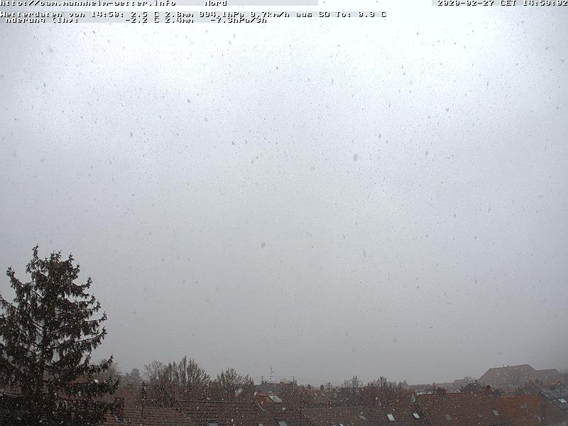 Wetter Mannheim Heute